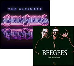 The Ultimate - One Night Only - Very Best Of The Bee Gees - 2 CD Album Bundling