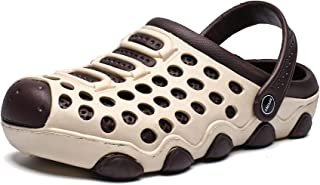 FDSVCSXV Summer Garden Clogs Lightweight Sky Dry Slipper Sandals Sandalias Piscina Piscina Antideslizante Unisex para Exte...