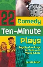 22 Comedy Ten-Minute Plays
