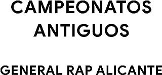 Campeonatos Antiguos [Explicit]