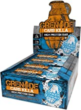 Grenade Carb Killa Cookies and Cream High Protein and Low Carb Bar 12 x 60 g