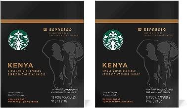 starbucks kenya espresso