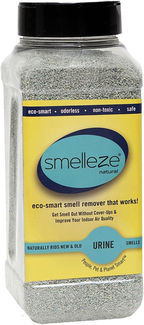 Wholesale SMELLEZE Natural Urine Odor Remover Japan's largest assortment 50 Deodorizer: lb. Granules