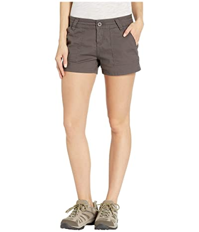 Prana Tess Shorts 3 (Granite) Women