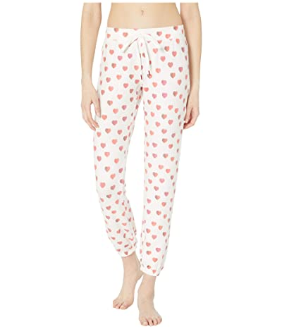 P.J. Salvage All Things Love Jogger (Ivory) Women