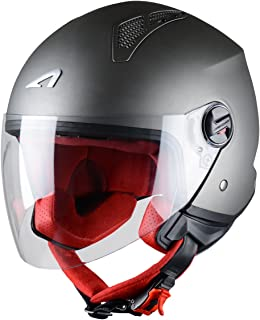 7a7588971efc3 Amazon.fr : casque moto - Gris