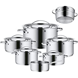 WMF Gala Plus Batería de Cocina (7 Piezas)