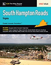 South Hampton Roads VA Atlas (South Hampton Roads, Virginia Street Map Book)
