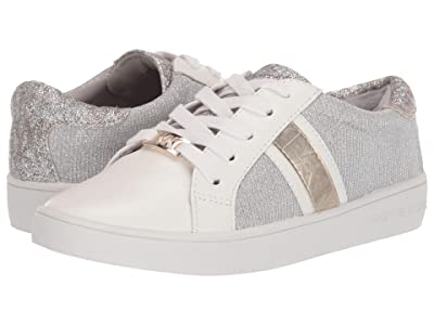 MICHAEL Michael Kors Kids Jem Square (Little Kid/Big Kid) (Silver/Gold) Girl