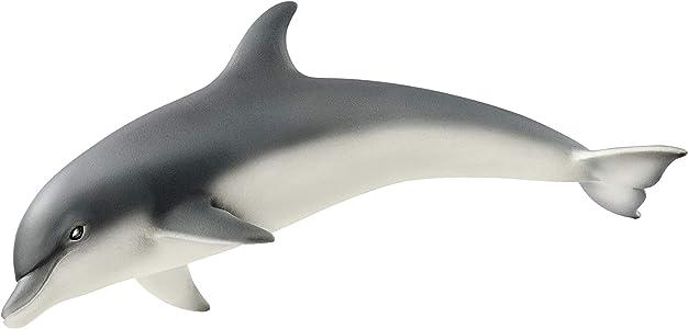 SchleichSchleich- Figura Delfín, 4,3 cm