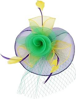 Best mardi gras fascinator hats Reviews