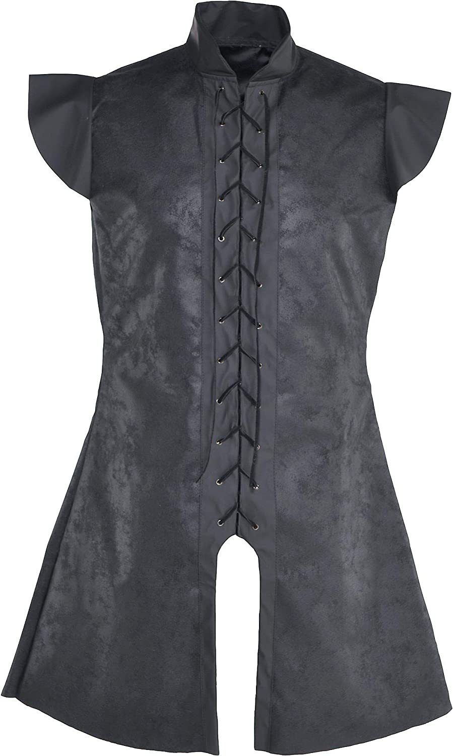 Amscan Max 68% OFF NEW 847298 Black Warrior Size Standard Tunic Adult