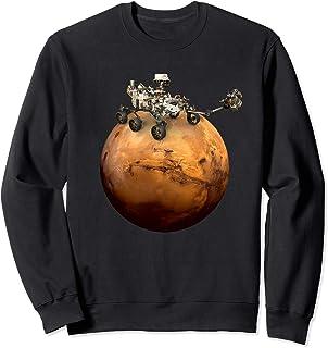 Mars 2020 Rover Perseverance NASA Sweatshirt