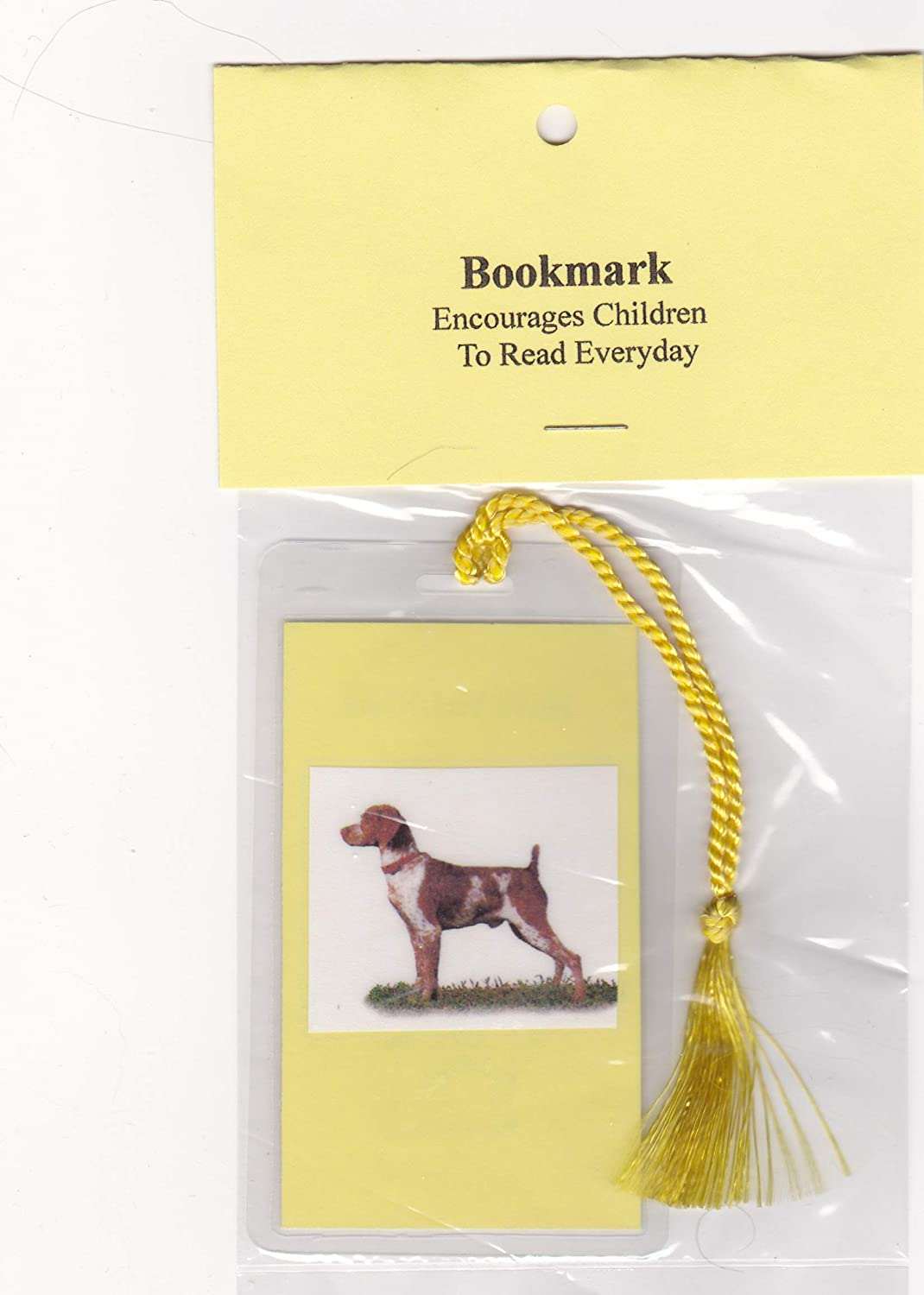 Have You Read To Your Brittany Bookmark Dog G Spaniel Today? Same day shipping and List price