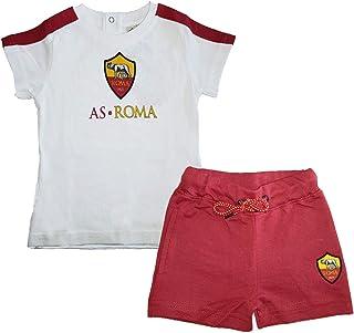 AS Roma Tuta Neonato Acetato 13575