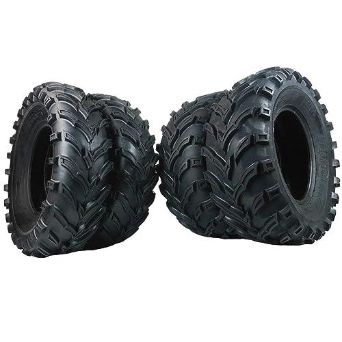 25x8x12 25x10x12 ATV Tires: Amazon com