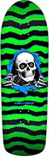 Powell-Peralta Skateboard Deck Old School Ripper Green Re-Issue