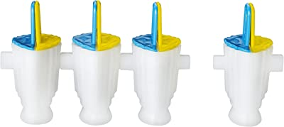 Cuisipro - Molde de doble sabor (4 unidades)