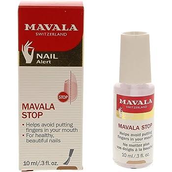 Mavala Anti-Nail-Biting Polish-Bitter Nail Coating to Prevent Biting and Encourage Nail Growth