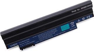 vhbw BATERÍA LI-Ion 4400mAh 11.1V en Color Negro Compatible con Acer Aspire One D255, D260 etc. sustituye AL10A31, AL10B31, AL10BW, AL10G31, BT.00603.121