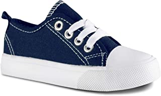 ZOOGS Fashion Sneakers for Girls and Boys, Toddler to Big Kid Sizes