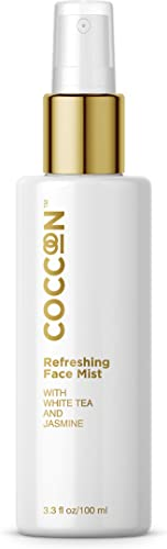 Coccoon Refreshing Face Mist Instantly Refreshes Gives Natural Radiance Hydrates Rejuvenates Boost Skin Health Antioxidant Rich With Natural Actives White Tea Jasmine 100ml