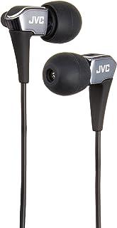 JVC HA-FXH30 高遮音性カナル型イヤホン ダイレクトトップマウント構造採用 ブラック
