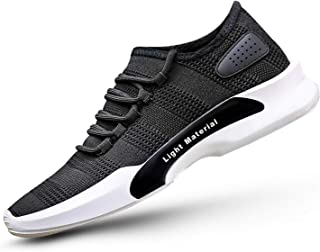 KWIK FIT Men's Running Shoes Fashion Breathable Sneakers Mesh Soft Sole Casual Athletic Lightweight Casuals for Men Casuals for Men Shoe