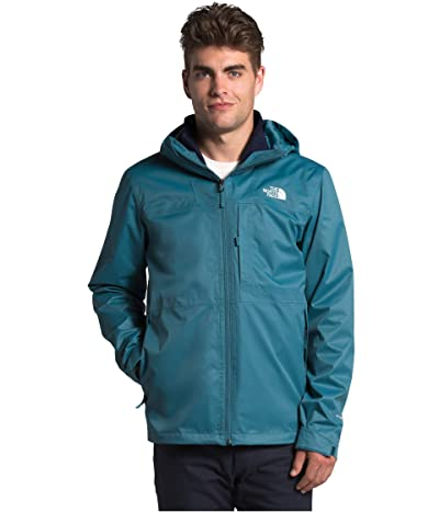 The North Face Arrowhead Triclimate(r) Jacket (Mallard Blue/Aviator Navy) Men