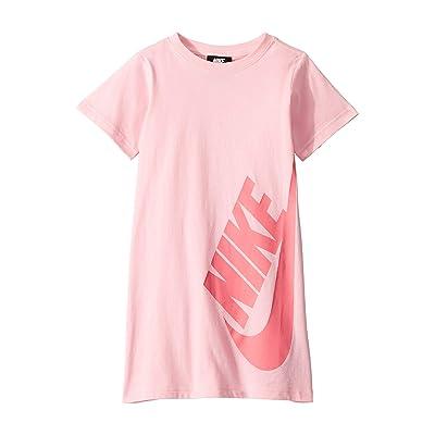 Nike Kids Sportswear T-Shirt Dress (Little Kids) (Pink) Girl