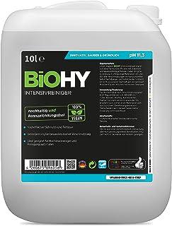 BiOHY Intensywny środek czyszczący (kanister 10l)   Wysokowydajny środek czyszczący dla przemysłu   idealny do myjek wysok...