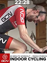 Indoor Cycling - 40 Minute Workout - Passo Pordoi