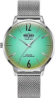 Welder breezy Womens Analog Quartz Watch with Stainless Steel bracelet WRS619