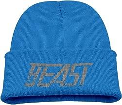 Big and Little Boys' Toboggan Hat Slouchy Beanie Winter KSI Keep Up Beanie Cap KnittedToboggans WinterHats
