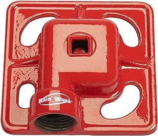 Rainwave RW-932 Cast Iron Square Sprinkler