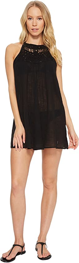 Polo Ralph Lauren Macrame Dress Cover-Up