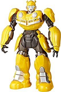 Transformers: Bumblebee Movie Toys, DJ Bumblebee - Singing and Dancing Bumblebee -Toys for Kids 6 and Up, 10-inch