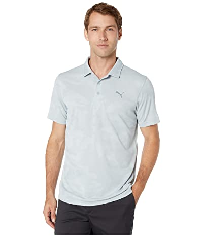 PUMA Golf Alterknit Camo Polo (Quarry) Men