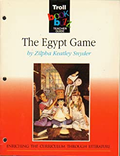 Troll Book Buzz Teacher Guide: The Egypt Game
