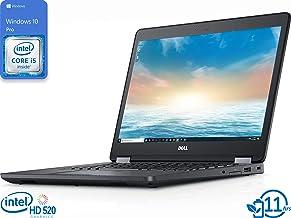 "$619 » Dell Latitude E5470 Laptop, 14"" HD Display, Intel Core i5-6300U Upto 3.0GHz, 32GB RAM, 1TB SSD, HDMI, VGA, Card Reader, Wi-Fi, Bluetooth, Windows 10 Pro (Renewed)"