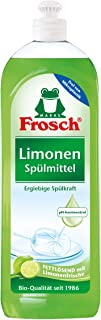 Frosch Dishwashing Liquid, Green Lemon, 750 ml