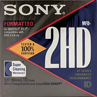 sony mavica floppy disk