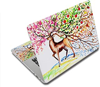 Universal Laptop Skin 10 13 15 17 Inch Decorative Notebook Stickers Compatible For Macbook/Lenovo/Acer/Xiaomi Air/Hp Computer Sticker,10inch(27x17cm),Z2