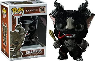 Funko Pop! KRAMPUS Hot Topic Flocked Chase Edition ( Rare)