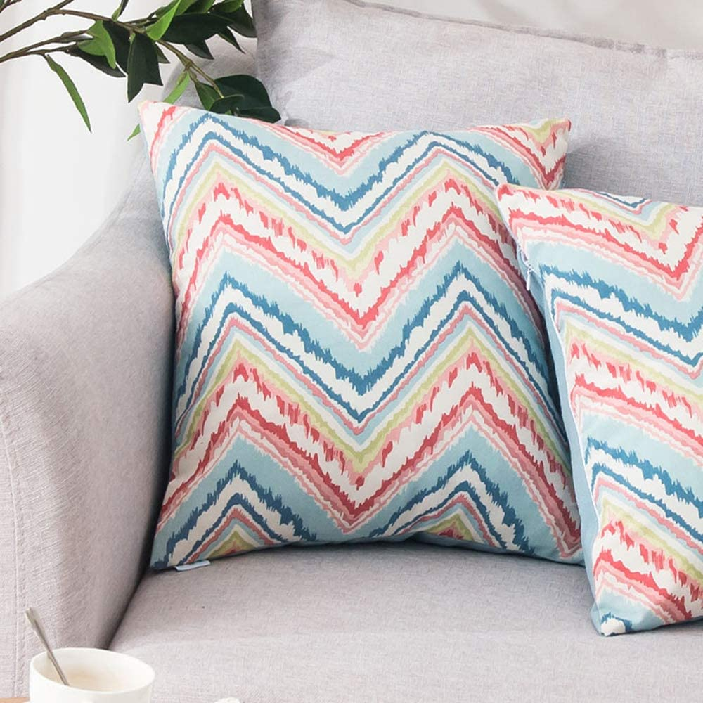 Mao ZE QU specialty Ranking TOP18 shop Simple Geometric Pillow Living Room Office Square Sofa