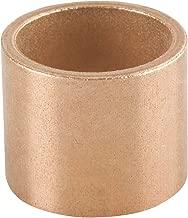 5/8 Nom. I.D., 7/8 Nom. O.D., 1. Lg., Bunting Bearings, SAE 841 Bronze - Oil Impregnated (1 Each)