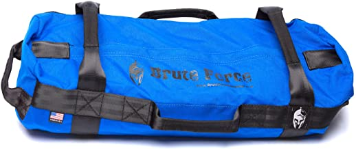 Brute Force Sandbags are Heavy Duty Workout Sandbags for Fitness, Exercise & Crossfit with Adjustable Weights + Proudly Made in The USA