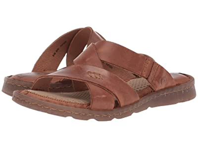 Born Hayka (Rust Full Grain Leather) Women