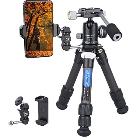 Desktop Tripod Mini Tripod Lightweight and Compact Stable and Safe for Home Trip