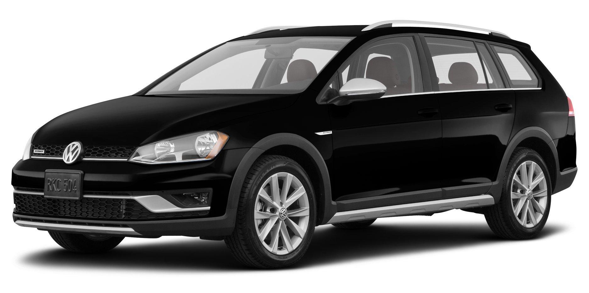 Volkswagen Golf Alltrack >> 2017 Volkswagen Golf Alltrack